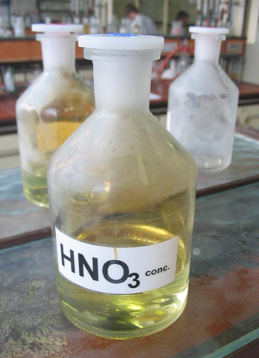 Азотная кислота от Химия и Технология