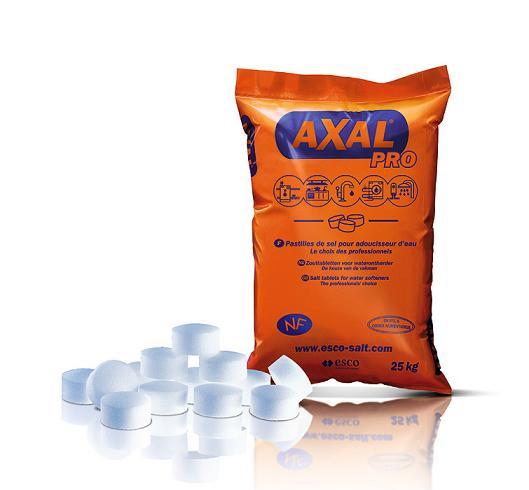 соль таблетированая